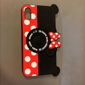 Minnie Mouse IPhone case